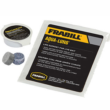 Frabill Aqua-Lung Packet