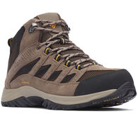 Columbia Men's Crestwood Mid Waterproof Hiking Boot