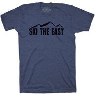 Ski The East Men's Vista Short-Sleeve T-Shirt