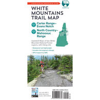 AMC White Mountains Trail Map: Maps 5-6 - Carter Range-Evans Notch and North Country-Mahoosuc