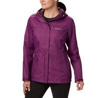 Columbia Women's Arcadia II Waterproof Omni-Tech Rain Jacket
