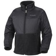 Columbia Boys' Steens Mountain Overlay Omni-Shield Jacket
