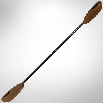Werner Skagit: Hooked Straight Shaft Fishing Kayak Paddle