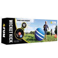 b4 Adventure Giant Kick Croquet Set