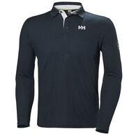 Helly Hansen Men's Skagen Quickdry Rugger Long-Sleeve Shirt