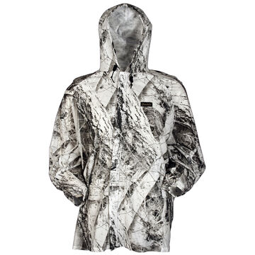 Gamehide Mens Ambush Snow Camo Shell Jacket