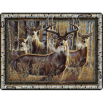 Rivers Edge Multi Deer Cutting Board