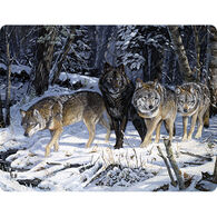 Rivers Edge Wolves Cutting Board