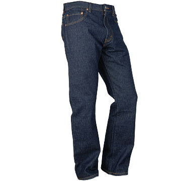 Levis Mens Prewashed Boot-Cut 517 Jean