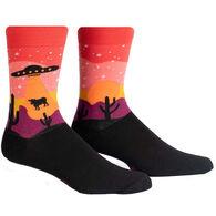 Sock It To Me Men's Area 51 Crew Sock