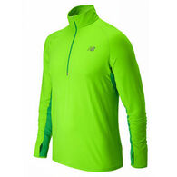 New Balance Men's Impact Half Zip