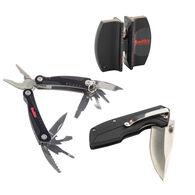 Smith's EdgeSport 3-Piece Folding Knife Combo Kit