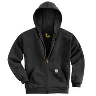 Carhartt Men's Mid Weight Full-Zip Hoodie