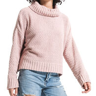 Z Supply Women's Rag Poets Lucia Cowl Neck Sweater