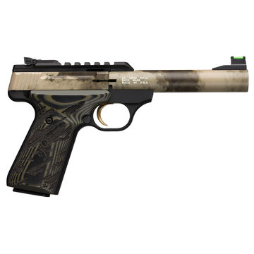 Browning Buck Mark Plus A-TACS AU 22 LR 5.5 10-Round Pistol