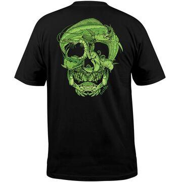 Salt Life Mens Sea Skull Pocket Short-Sleeve T-Shirt