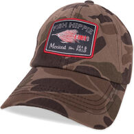 Fish Hippie Men's Camo Trucker Hat