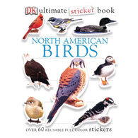 Ultimate Sticker Book: North American Birds by DK Publishing