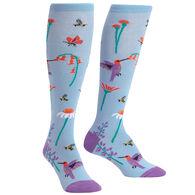 Sock It To Me Women's Flight of the Pollinators Sock