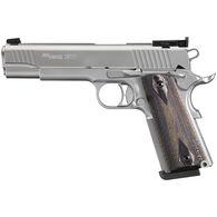 """SIG Sauer 1911 Match Elite Stainless 9mm 5"""" 9-Round Pistol"""