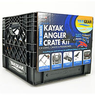 Yak Gear Kayak Angler Kit in Crate - Pro Series