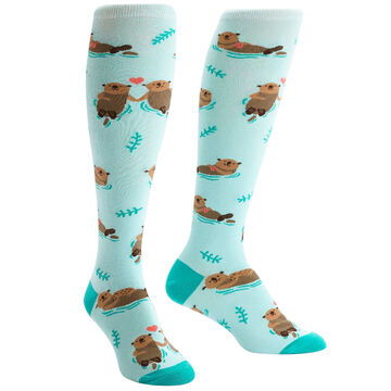 Sock It To Me Womens My Otter Half Sock