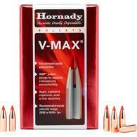 "Hornady V-Max 17 Cal. 20 Grain .172"" Flat Base Rifle Bullet (100)"