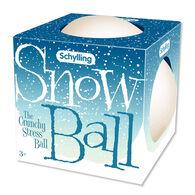 Schylling Snow Ball Crunch Stress Ball