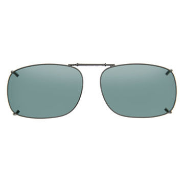 Cocoons Square 2 Polarized Clip-On Sunglasses