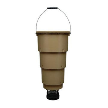 Moultrie 5 Gallon All in One w/ Timer Hanging Deer Feeder