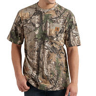 Carhartt Men's Realtree Xtra Camo Short-Sleeve T-Shirt