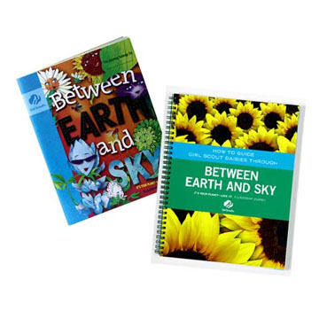 Girl Scouts How To Guide / Daisies Between Earth And Sky Book Set