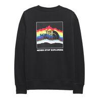 The North Face Women's Pride Crew Neck Sweatshirt