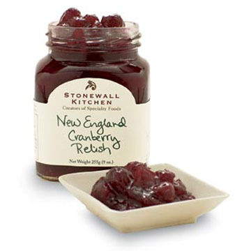 Stonewall Kitchen New England Cranberry Relish, 13 oz.