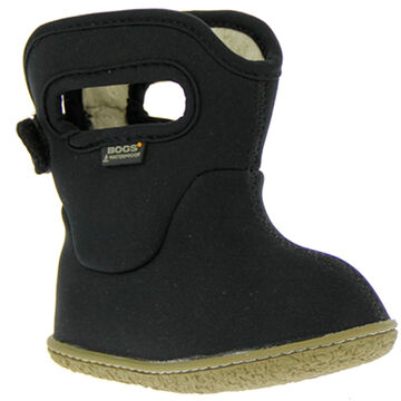 Bogs Infant/Toddler Boys' & Girls' Baby Solid Color Insulated Winter Boot