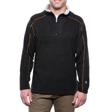 Kuhl Mens Europa 1/4-Zip Fleece Top