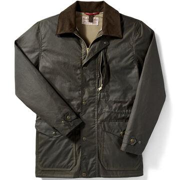 Filson Mens Cover Cloth Mile Marker Coat