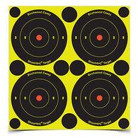 "Birchwood Casey Shoot-N-C 3"" Bull's-eye Self-Adhesive Target - 48-240 Pk."
