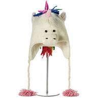 Knitwits Boys' & Girls' Ummi The Unicorn Animal Hat