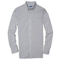 Fish Hippie Men's Trogdon Bluff Plaid Long-Sleeve Shirt