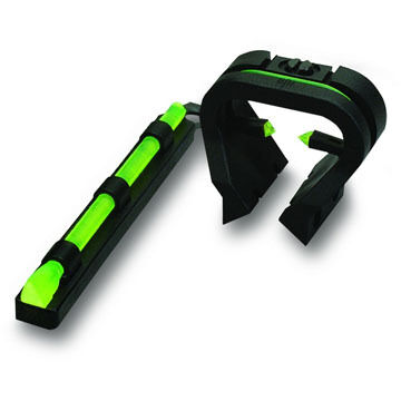 HiViz TriViz Front & Rear Vent Rib Shotgun Sight Set