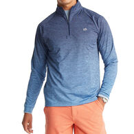 Southern Tide Men's Windjammer Performance Quarter-Zip Pullover