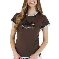 Lazy One Women's Bearly Awake PJ Short-Sleeve T-Shirt