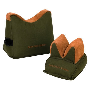 Shooters Ridge Pre-Filled Two-Tone Rear Sand Bag
