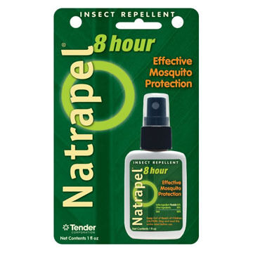 Natrapel 8-Hour DEET-Free Insect Repellent Spray - 1 oz.
