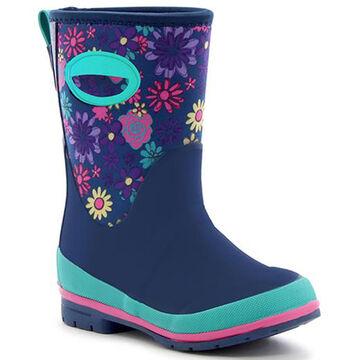 Western Chief Girls Wildflower Neoprene Winter Boot