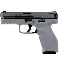 "Heckler & Koch VP9 Grey 9mm 4.09"" 15-Round Pistol"