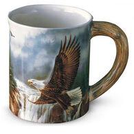 Wild Wings Majestic Bald Eagle Mug