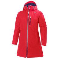 Helly Hansen Women's Long Belfast Winter Insulated Jacket