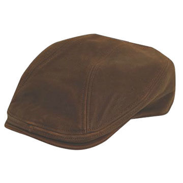 Dorfman Pacific Mens Stetson Oily Timber Ivy Cap
